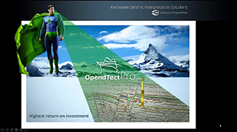 Introduction: OpendTect Pro & OpendTect 6: What is New?
