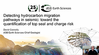 OpendTect Technology Webinar: Fluid Migration Path Interpretations