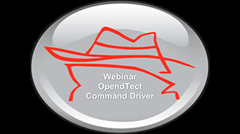 Webinar: OpendTect Command Driver plugin in OpendTect 4.0