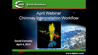 Webinar: Chimney Interpretation Workflow