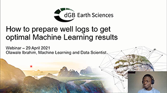 OpendTect Webinar: How to prepare well logs to get optimal Machine Learning results
