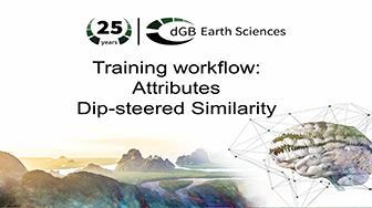 Training workflow: Attributes - Dip-steered Similarity